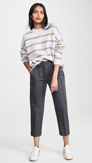 Acne Studios 印花裤子