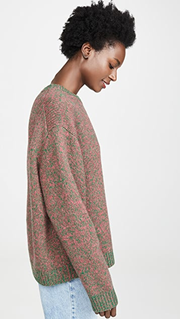 Acne Studios Kamara Shetland 羊毛针织衫
