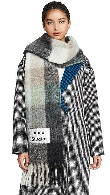 Acne Studios Vally 围巾