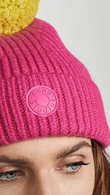Acne Studios Jay Badge 帽子