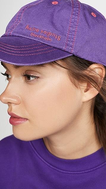 Acne Studios Carliy 染色帽子