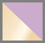 紫色/金色