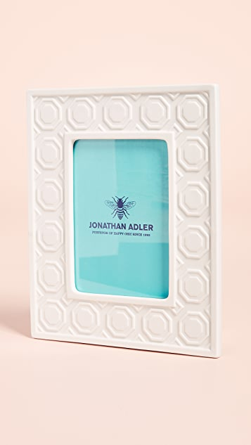 Jonathan Adler Charade Moulding 5x7 相框