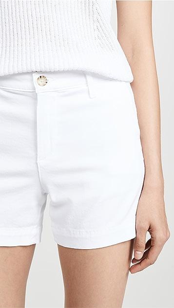 AG Caden 修身短款裤子