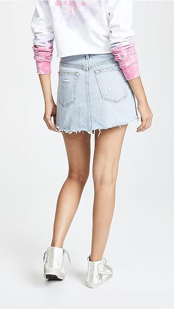 AGOLDE Audrey 半身裙