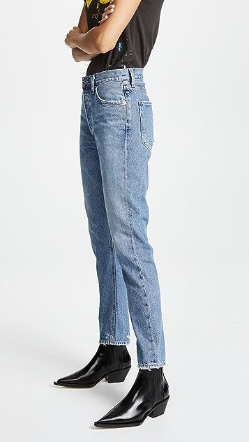 AGOLDE Jamie 经典牛仔裤