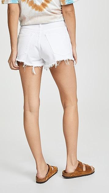 AGOLDE Parker 超短裤