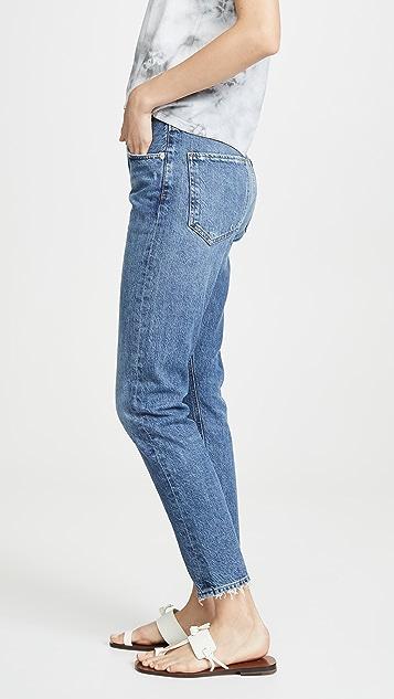 AGOLDE Jamie 高腰经典牛仔裤