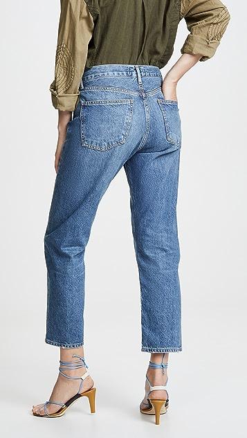 AGOLDE Parker 简约直筒牛仔裤