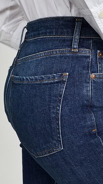AGOLDE Nico 修身款高腰牛仔裤