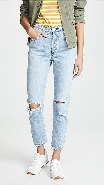 AGOLDE Jamie 牛仔裤