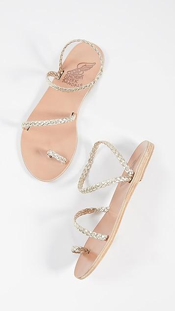 Ancient Greek Sandals Eleftheria 凉鞋