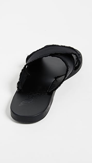 Ancient Greek Sandals Thais 交叉凉拖鞋
