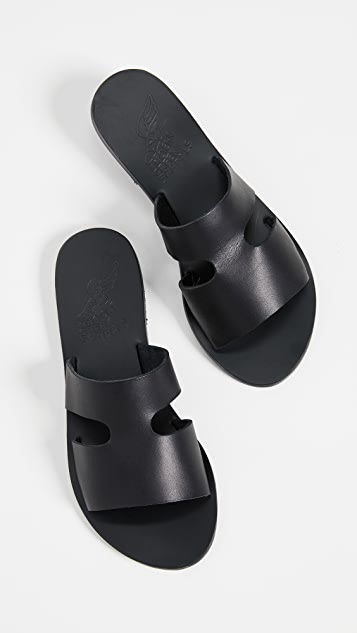 Ancient Greek Sandals Apteros 无跟便鞋
