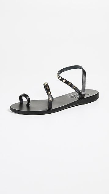 Ancient Greek Sandals Apli Eleftheria 凉拖鞋