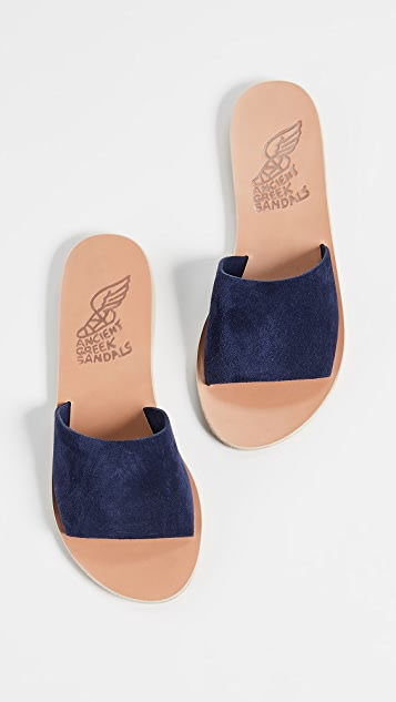 Ancient Greek Sandals Taygete 无跟便鞋