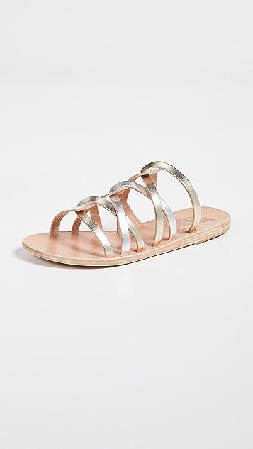 Ancient Greek Sandals Donousa 凉拖鞋
