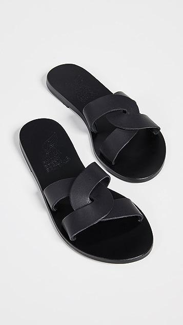 Ancient Greek Sandals Desmos 凉拖鞋