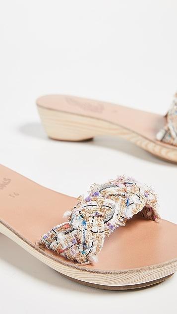 Ancient Greek Sandals Garitsa 木底凉拖