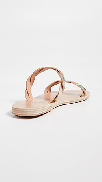 Ancient Greek Sandals Skiriani 凉拖鞋