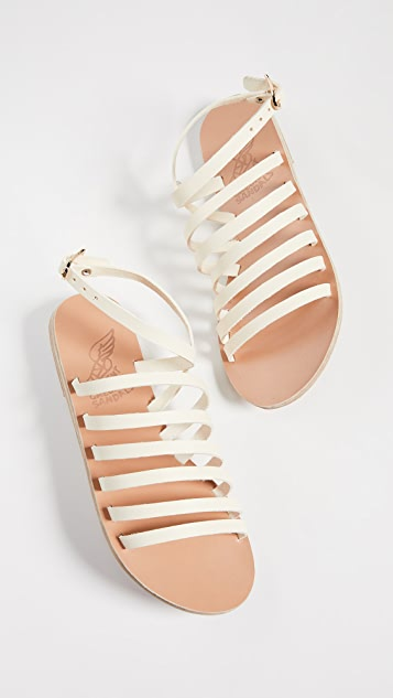 Ancient Greek Sandals Korkira 凉鞋