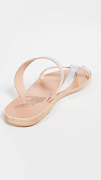 Ancient Greek Sandals Daphnae 便鞋