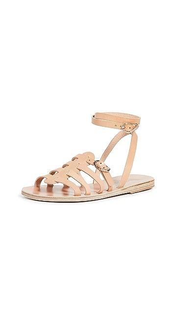 Ancient Greek Sandals Othoinoi 凉鞋