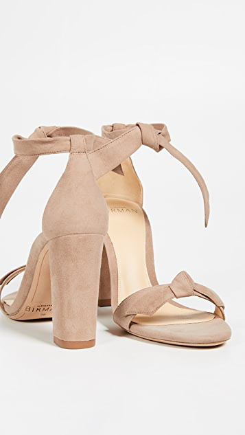 Alexandre Birman Clarita 粗跟凉鞋