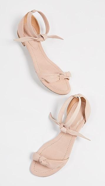 Alexandre Birman Clarita Amalfi 平底凉鞋