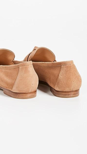 Alexandre Birman Becky 平跟船鞋