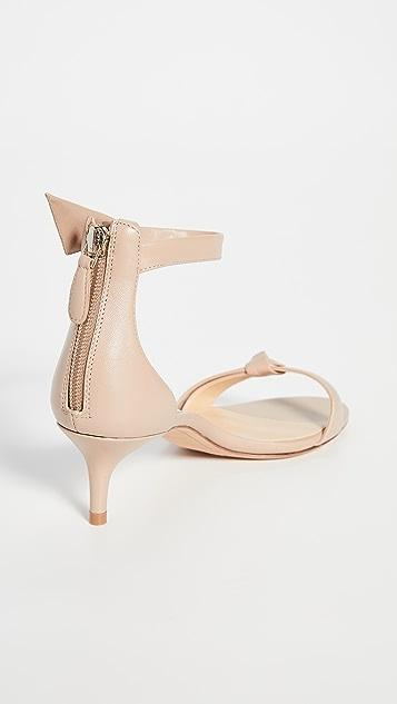 Alexandre Birman 不对称 Clarita 50mm 凉鞋