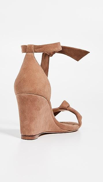Alexandre Birman Clarita Demi 75mm 坡跟凉鞋