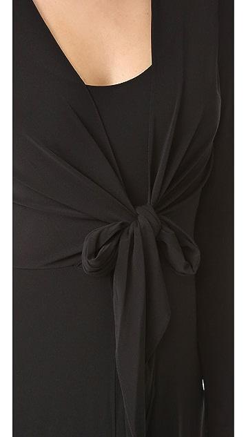 alice + olivia Salina 长袖礼服