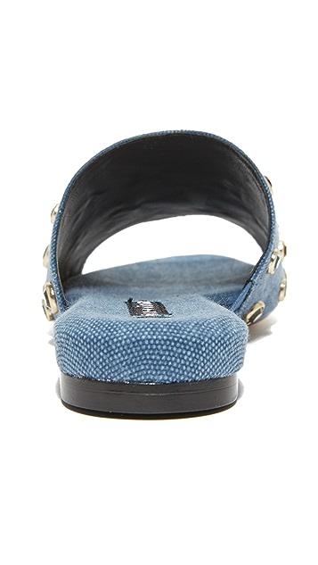 alice + olivia Ramona Stones 凉拖鞋