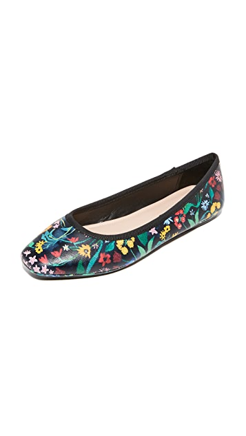 alice + olivia Whitney 平底鞋