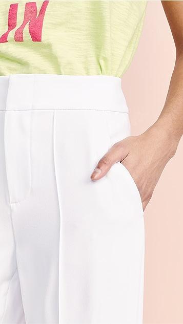 alice + olivia Dylan 高腰裤子