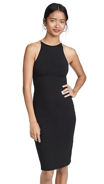 alice + olivia Delora 细肩带贴合连衣裙