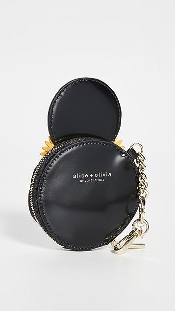 alice + olivia Evy Stace Face 零钱小包