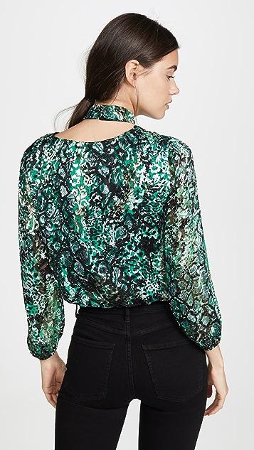 alice + olivia Luba 短款上衣
