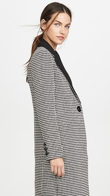alice + olivia Sienna 长款西装外套
