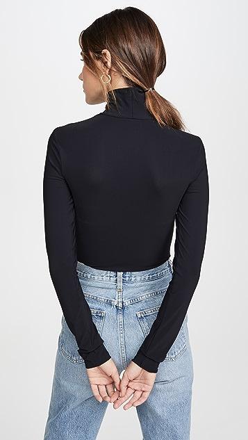 Alix Warren 低背丁字裤紧身连衣裤