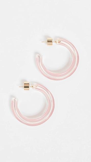 Alison Lou 小号果冻圈式耳环