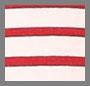 红色水手条纹