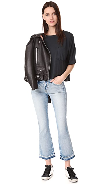 AMO Jane 喇叭牛仔裤