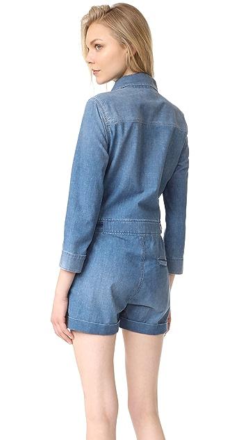 AMO Skip 短款连身衣