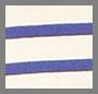 蓝色水手条纹