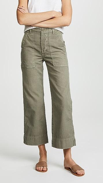 AMO Army 阔腿裤