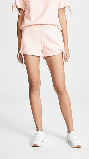 AMO 绑带短裤