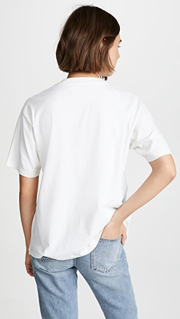 ANINE BING 老虎 T 恤