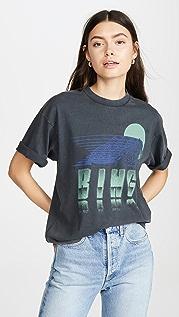 ANINE BING Night Crawler T 恤